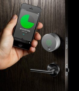 Home Tech Tip: August Smart Lock