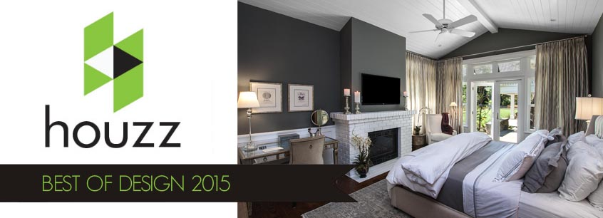 "Zieba Builders Receives ""Best of Houzz"" Design Award"