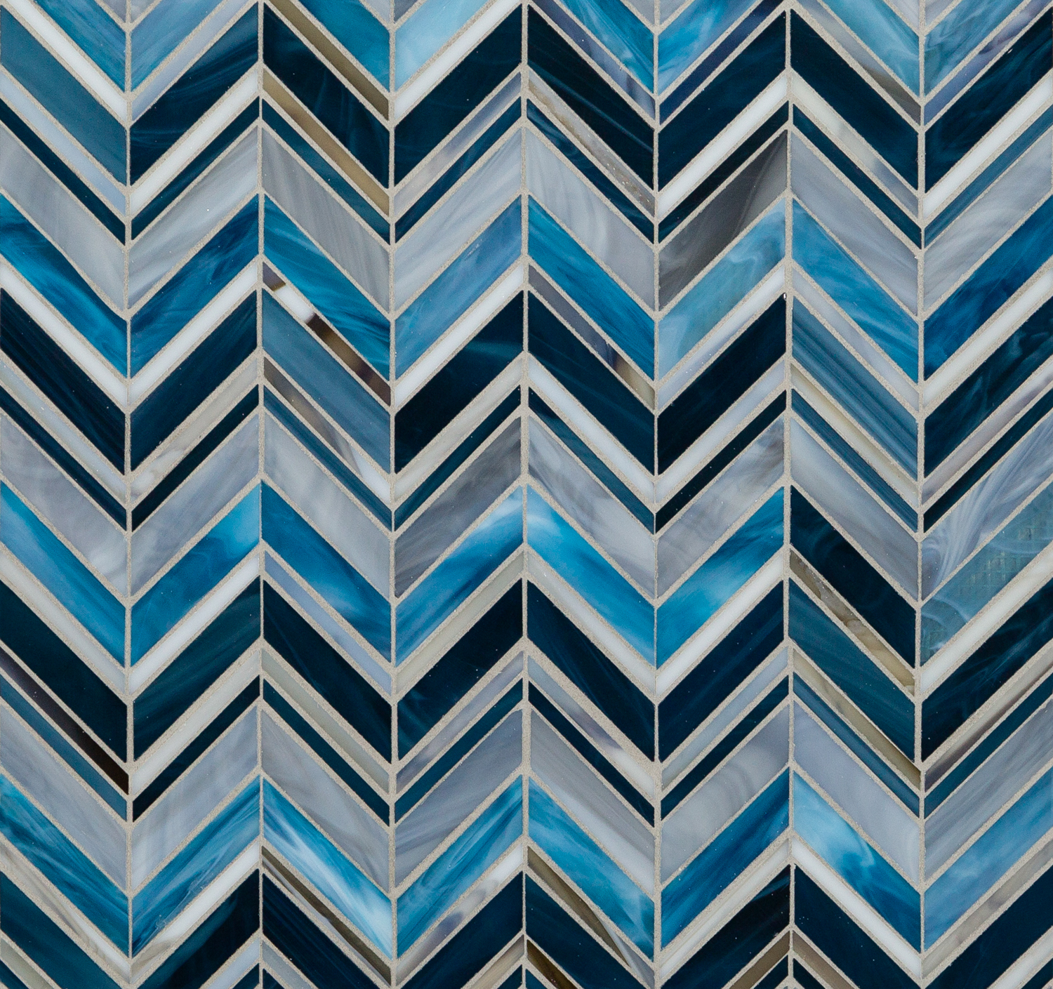 Chevron Kitchen Decor