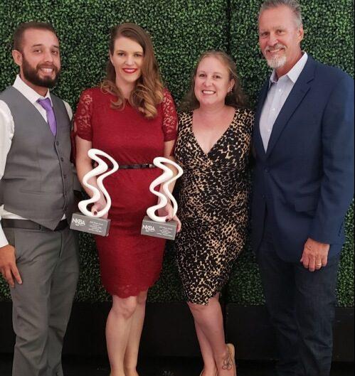 Zieba Builders Wins 2 NKBA Awards