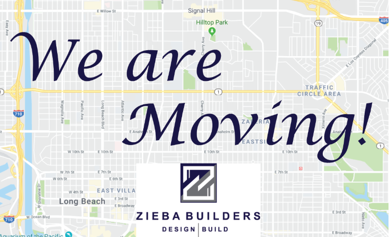 Zieba Builders is Moving!