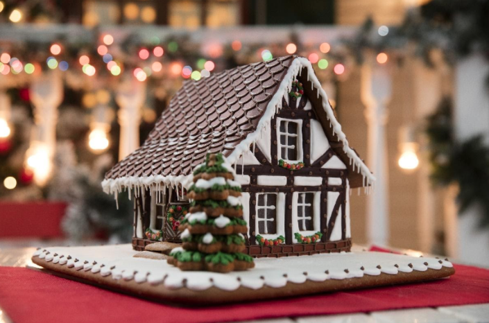 Candy Construction – The Gingerbread House and Its Origins